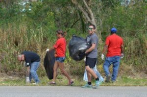 Island wide cleanup 201601