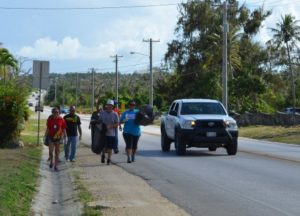 Island wide cleanup 201604