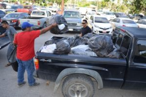 Island wide cleanup 201609
