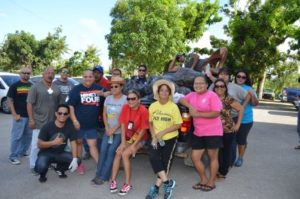 Island wide cleanup 201611
