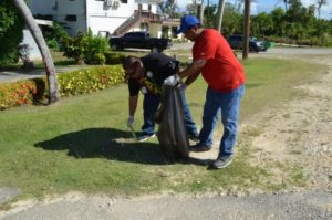 Island wide cleanup 201617