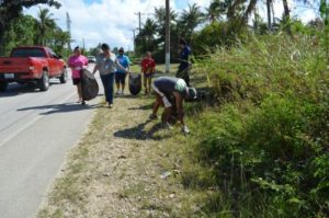 Island wide cleanup 201622