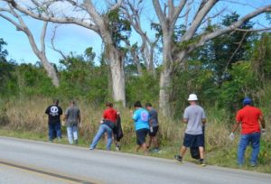 Island wide cleanup 201624